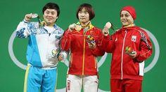 Olimpiade Rio 2016 - Wah! Sara Ahmed Berhasil Membawa Mesir Naik Podium Setelah…