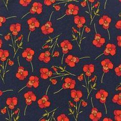 Tissu Liberty - Ros S  x 10cm