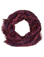Design Studio vintage style floral print scarf $20