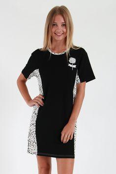 ilabb Ornamental Dress - Dresses | North Beach North Beach, Seafolly, Stussy, Playsuits, Oakley, Shirt Dress, Hoodies, Denim, Bikinis