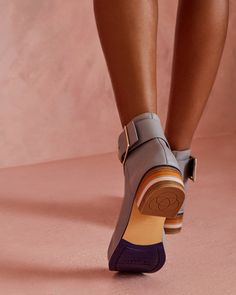 http://www.tedbaker.com/uk/Womens/Shoes/ROBYIN-Buckled-leather-Chelsea-boots-Grey/p/140201-GREY