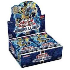 Yu-gi-oh! TCG The Dark Illusion Booster Box (24 Packs) http://ift.tt/2dydn8a | #tradingcards #tradingcard #tradingcardgame card games Trading card trading card games trading card stores pokemon buddy fight cardfight vanguard Disney doctor who football force of will legend of the five rings moshi monsters my little ponies skylanders world of warcraft naruto harry potter yu gi oh lord of the rings