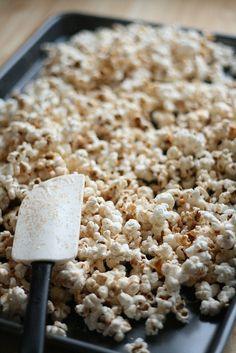 Cinnamon Bun popcorn 12 by laurenslatest, via Flickr