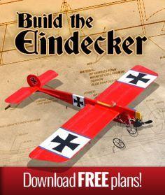 Build It: Eindecker   theParkPilot.org