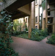 Ricardo Bofill's Cement Factory Home