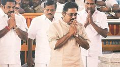"""New Delhi: The Delhi Police Crime Branch on Monday named AIADMK leader TTV Dinakaran in an FIR filed after the seizure of Rs crore allegedly aimed at influencing the war over the party's election symbol of """"two leaves"""".Delhi Police had arrested. Political Events, Political News, Trending Hashtags, New Cinema, Educational News, Son In Law, Latest World News, Latest News Headlines"""