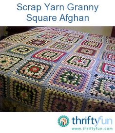 This is a guide about homemade crochet afghans. Beautiful crochet afghans can be made by even the novice crafter.