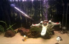 Lego Star Wars themed tank