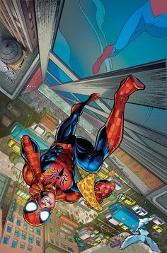 All-New All-Different Amazing Spider-Man by Mark Bagley