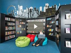 Learning Commons: The School Library of the Future