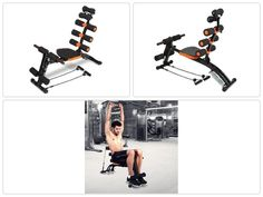 Tuff Concepts AB Rocket Twister Abdominal Leg Arm Home Gym Exercise Workout NEW #TuffConcepts
