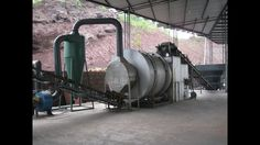 20TPH Triple Cylinder Sand Dryer, Three Cylinder Rotary Sand Dryer