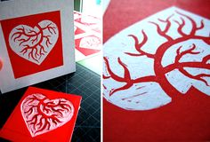 how to block print (and carve your own lino blocks)