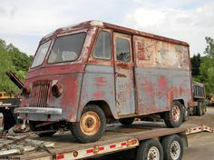 It's a Jeep Thing? You don't want to miss this Feature Article never before seen - Rediscovering the Willys Overland Urban Package Delivery Van:  http://jeeptruck.com/articles/artDE001/willys-overland-package-van-article.html