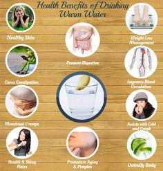 Surprising Health Benefits of Drinking Warm Water #water #health #healthtips #waterbenefits #fitness #warmwater