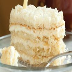 Recipe Coconut Cake Puerto Rico