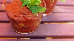 Mousse di Cioccolato e Fichi (tks to La hoja de Albahaca!)