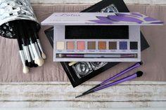 Ana Fernandes Make Up: Review - Lotus Palette by Vera Mona
