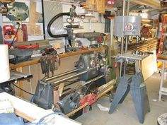 Shopsmith Super Shorty Drill Press
