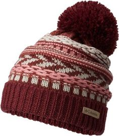 Columbia Stay Frosty Beanie Bloodstone Columbia Hat 2c54c511affc