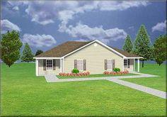 Duplex 826 square feet per unit. Alternate Exterior, Duplex Plans, Investment Property, Square Feet, Townhouse, Investing, Shed, Floor Plans, The Unit