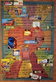 Sladké překvapení pro babičku - z lásky a pro radost:) - Článek uživatelky apacheee