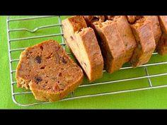 Sugar-Free Carrot Cake (Pound Cake Recipe) 簡単にんじんパウンドケーキ (レシピ) (+playlist)