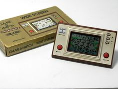 Nintendo Game & Watch Wide Screen Parachute PR-21 Boxed MIJ Good Condition F/P | eBay