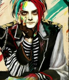 Gerard Way - Credit to the artist!!