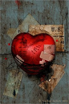 Tips for Mending a Broken Heart - not that I need this right now but you never know when you will! I agree with all tips but the stop swearing, that's impossible and it just feels good:)