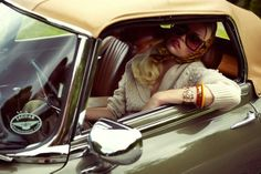 "AnOther, Fall 2011    Photographer: Yelena Yemchuk  Stylist: Karen Langley  Models: Aline Weber  Why we love it:The luxurious seventies style of this editorial is worth emulating because it channels the era's gorgeous fashion without feeling ""retro"" or dated."