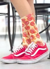 Pizza Crew Socks – Living Royal
