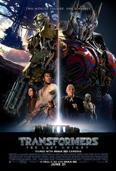 It's funny how one of the dumbest incoherent movies of all time about giant robots can have such gorgeous music(Transformers the Last Knight OST) Transformers Film, Streaming Movies, Hd Movies, Last Knights, Cinema, Marvel, New Poster, Anthony Hopkins, Movie Posters