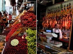 Madrid: Mercado de la Paz - Calle de Ayala 28, Madrid 28001, Spain