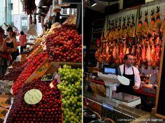 Madrid: Mercado de la Paz and Mercado de San Miguel