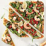 Shrimp Pizza Recipe | MyRecipes.com
