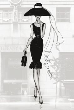 Hayden Williams is an aspiring fashion designer/illustrator living in London. He has been drawing since the tender age of 3 years old and has developed his signature style of fashion illustration with a cartoon feel. He has always been inspired by the female form, in which you can see mostly in his collection.