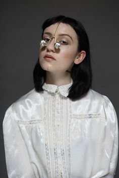 eyewear by akiko shinzato from BA jewellery final collection at central saint martins