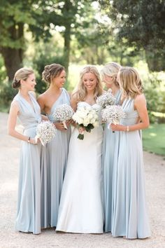 95870ccb77 29 Best Blush bridesmaid dresses images
