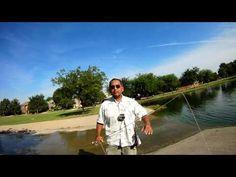 Nice Catfish on the Micro Fly Rod! - Stocker Trout Fishing Stocker Trout Fishing