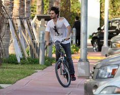 Jared Leto in Miami