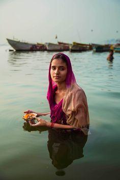 Photographer Mihaela Noroc's latest series focuses on the astonishing diversity of Indian women.