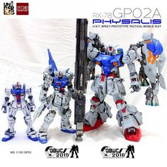 www.pointnet.com.hk - GBWC 2016 印尼地區亞軍作品 MG 1/100 RX-78 Gundam GP02A