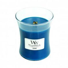 WoodWick Medium Candle - Denim