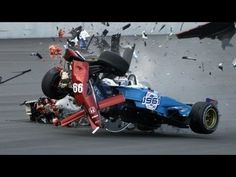 Live footage of Alex Zanardi's tremendous crash during a 2001 Indy Car race at Germany. Zanardi would lose both legs in the accident, but would amazingly ret. Le Mans, Grand Prix, Goodwood Circuit, F1 Crash, Gilles Villeneuve, F1 Drivers, Indy Cars, F1 Racing, Car And Driver