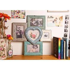 Delilah Heart Multi Hanging Photoframe Listing in the Photo Frames,Decorative,Home & Garden Category on eBid United Kingdom | 145834853