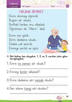 Art Classroom Rules, Turkish Lessons, Learn Turkish, Turkish Language, Learning Arabic, Homeschool, Blog, Education, Math