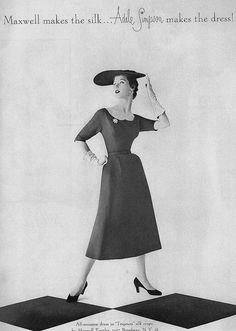 August Vogue 1953