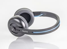 Headphones with in-ear and over-ear design that automatically tune to your unique hearing profile in 30sec. Hear and feel every note.