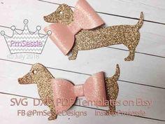 Glitter Canvas, Glitter Fabric, Pink Fabric, Fabric Flowers, Making Hair Bows, Diy Hair Bows, Bow Making, Ribbon Hair, Diy Leather Bows